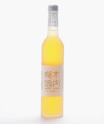 木内酒造の木内梅酒