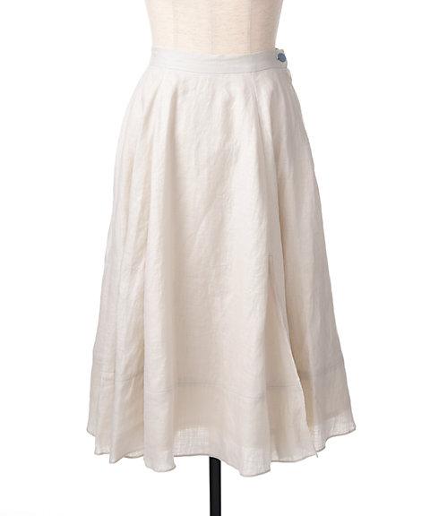 <マイラン>まよたえスカート(MY15SS-SK002i) ホワイト
