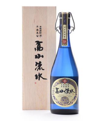 <三越・伊勢丹/公式><天星酒造>高山流水 芋焼酎画像