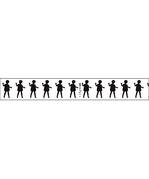 三越・伊勢丹オンラインストア<mt> マスキングテープ mtxartis ミントデザインズ ドール・ブラック 【三越・伊勢丹/公式】