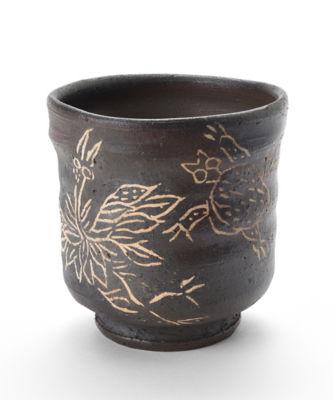 <三越・伊勢丹/公式><工芸品>種子島茶碗