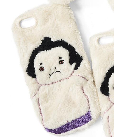 【SALE(三越)】<ケオラケオラ/KEORA KEORA> おすもう スマートフォンケースカバー(iPhone6/6s対応) (osumouiph6) パープル 【三越..