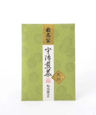 <三越・伊勢丹/公式> 宇治煎茶 最高宝光印画像