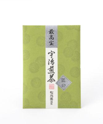 <三越・伊勢丹/公式> 宇治煎茶 最高宝匠印画像