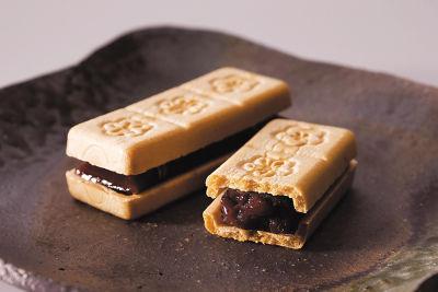 笹屋伊織のお手作り餅最中 6個入