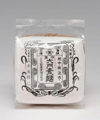 <三越・伊勢丹/公式> 大門素麺画像