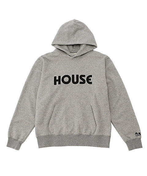<IN THE HOUSE> HOUSE SWEAT HOODIE(Men's) シロ 【三越・伊勢丹/公式】