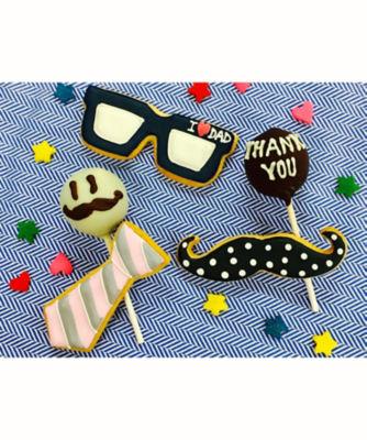 <三越・伊勢丹> 【はじまりのカフェ】「ありがとう」のポップケーキとアイシングクッキーに挑戦!