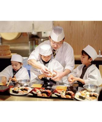 三越・伊勢丹/公式 【1日・短期講座】「6」板前体験 ぼくが、わたしがお寿司屋さん