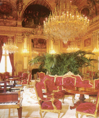 三越・伊勢丹/公式 【1日・短期講座】「48」ヨーロッパの建築と華麗なる室内装飾 ナポレオン3世様式から英国アーツ&クラフツ様式まで