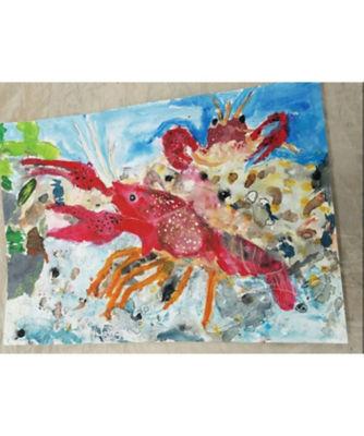 三越・伊勢丹/公式 【1日・短期講座】「73」お子さまの才能を開花させる 齋藤洋子の夏休み子ども絵画教室