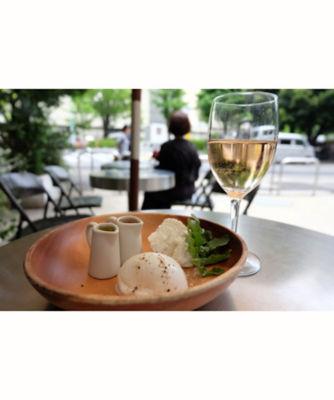 三越・伊勢丹/公式 【はじまりのカフェ】<チーズメディア>NYロゼワインで楽しむフレッシュチーズ