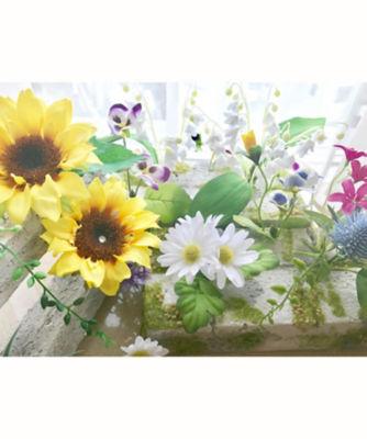 三越・伊勢丹/公式 【はじまりのカフェ】親子で参加 夏休み、お花をもっと楽しもう!