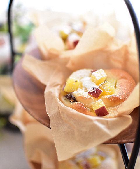 【はじまりのカフェ】<クリナップ>「やさしく作れる天然酵母の秋彩パン」
