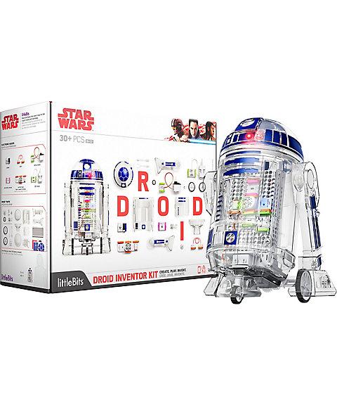 <三越・伊勢丹/公式> 【はじまりのカフェ】プレミアムフライデー企画 スター・ウォーズの「R2-D2」を組み立てよう!