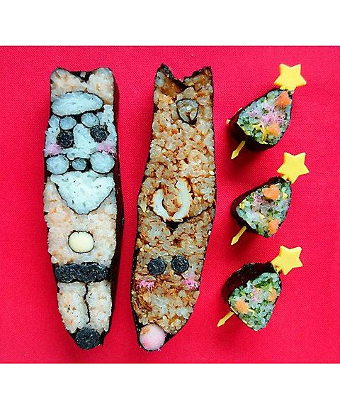 <三越・伊勢丹/公式> 【はじまりのカフェ】〈ジェネリーノ(R)〉切ってわくわく♪絵が出る巻寿司