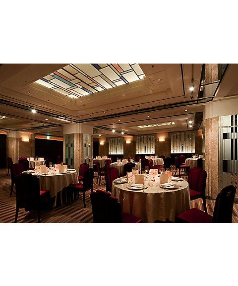 三越・伊勢丹オンラインストア[53]クラブレストラン「センチュリーコート 丸の内」でお食事会と