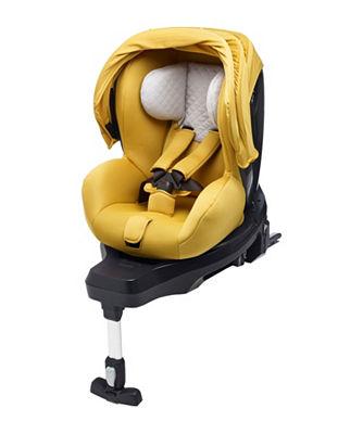 <三越・伊勢丹/公式> チャイルドシート Child Guard 1.0 ゴールドイエロー画像