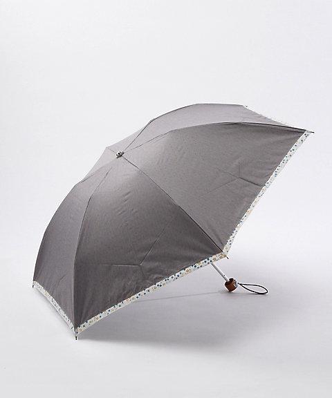 晴雨兼用パラソル(12827250-50) クロ