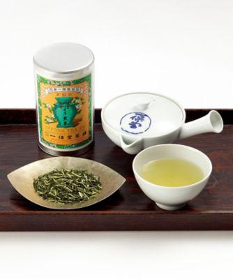 <三越・伊勢丹/公式> 京都<一保堂茶舗>くき煎茶72g缶画像