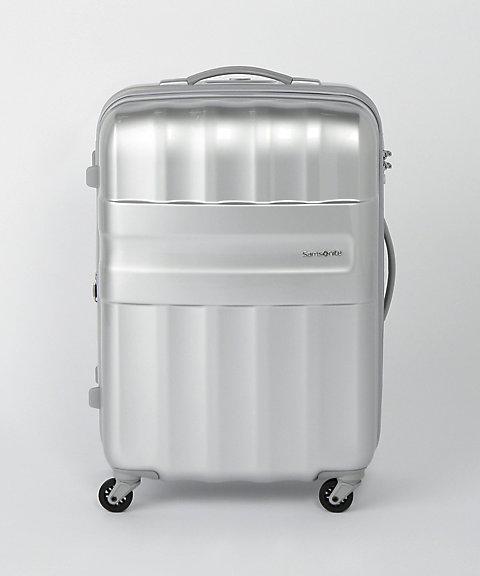 三越・伊勢丹オンラインストア【SALE(伊勢丹)】<サムソナイト(Samsonite)> 【S】スーツケース アーメット SPINNER 66EXP/63・75L(S43-002)/19・ALUMINIUM