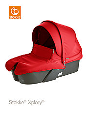 Stokke_Xplory_Carrycot_Red