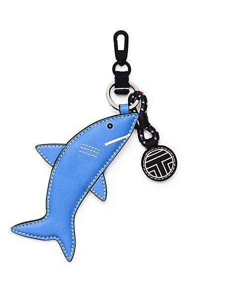 <三越・伊勢丹/公式><TORY SPORT> SHARK KEY FOB(38627)