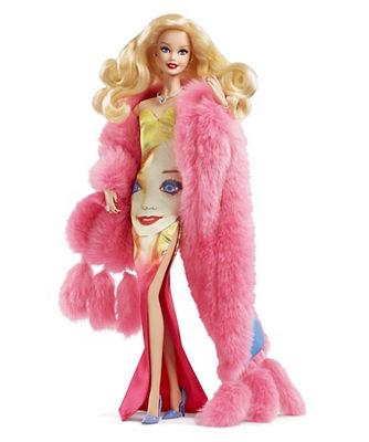三越・伊勢丹/公式 <Barbie> バービーアンディ・ウォーホール#3