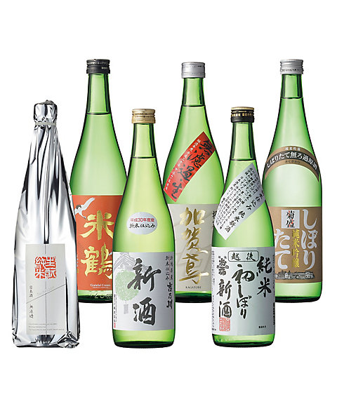 <${item.brandName}> 30.新酒しぼりたて日本酒6本セット