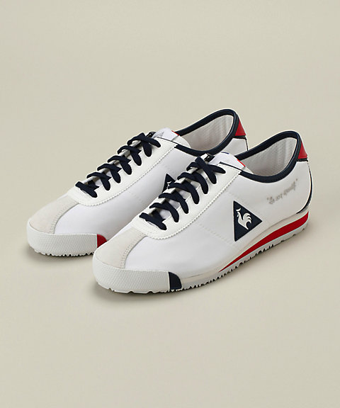 <LE COQ SPORTIF>「モンペリエ OG NY」シューズ(QMT7305WN)