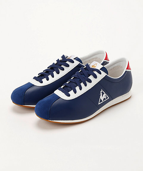 <LE COQ SPORTIF>「モンペリエ 2 LE」シューズ(QMT6302NW)