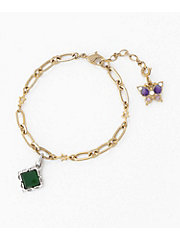 <ANNA SUI>HAPPY COLOR CHARM <GREEN> ブレスレットセット(SAMJ0026M2+B)