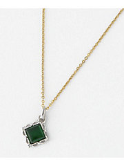 <ANNA SUI>HAPPY COLOR CHARM <GREEN> ネックレスセット(SAMJ0026M2+N)