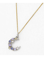 <ANNA SUI>HAPPY COLOR CHARM <PURPLE> ネックレスセット(SAMJ0029V2+N)