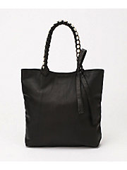 <carnet>Sheep Leather KURUMI Pearl Tote/Small(CE-1804-250)