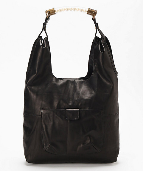 <carnet>All Leather 2way Bag(CE-1804-160)