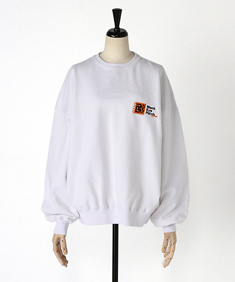 <BlackEyePatch>DOTCOM CREW SWEAT