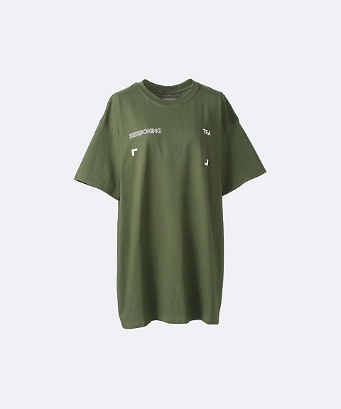 <SEASONING>SEASONING COLOR TEE
