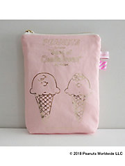 <Sophie et Chocolat>Pouch Charlie & Sally(Sophie-6)