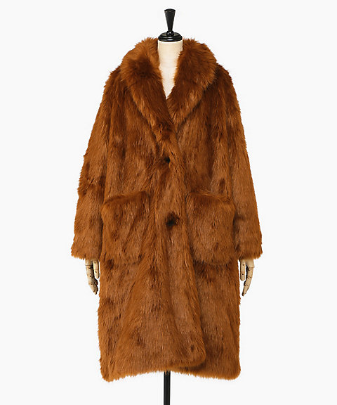 <Sea New York>Madeline Full Length Fur Coat
