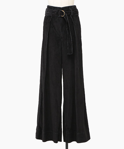 <ULLA JOHNSON>RHODES TROUSERS