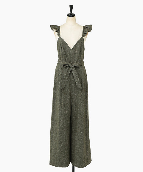 <ULLA JOHNSON>LAKE JUMPSUIT