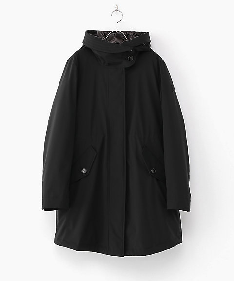 <WOOLRICH(WOMEN)>LONG MILITALY PARKA