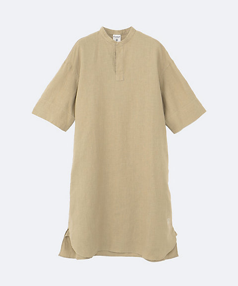 <ORCIVAL>O.LINEN SHIRTS ONE PIECE