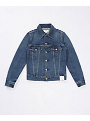 <HYKE>DENIM JACKET TYPE3(17103)