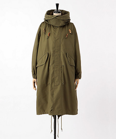 <HYKE>M-65 TYPE FIELD COAT(17114)