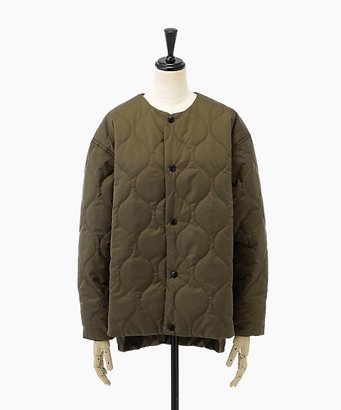 <HYKE>QUILTED JACKET(17129)