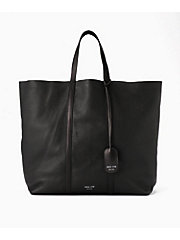 <HYKE>LEATHER TOTE BAG(19082)