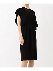 <AKIRA NAKA>19SS Hazel dress(AS1901-BK)