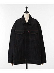 <CHRISTIAN DADA>Oversized Raw Denim Jacket(CDW-18S-0153)